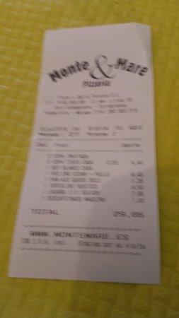 Restaurante MonteMare: 20160715_150603_large.jpg