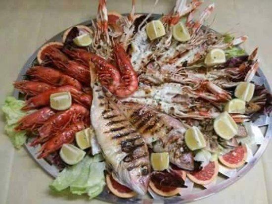 L'Aragosta: qualità del pesce