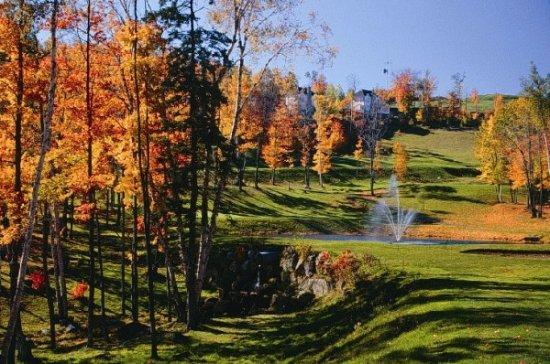 Club de Golf Mont-Gabriel: Vue en automne