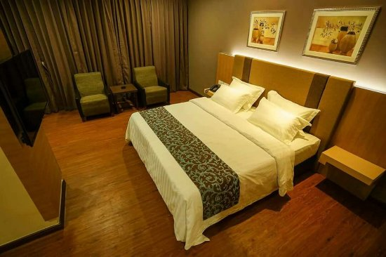 Hotel Anika: Newly renovated guest room