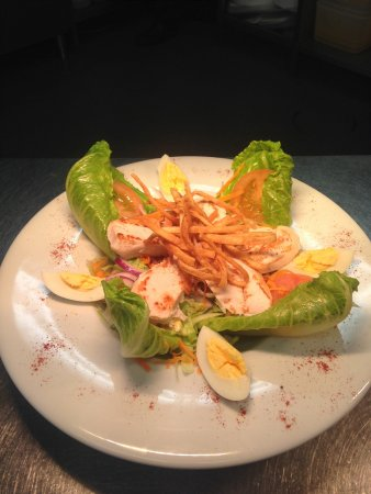 Drogheda, İrlanda: this are new haystack salad