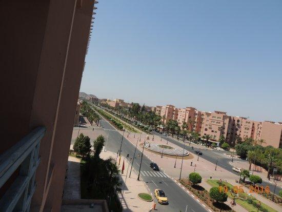 Ryad Mogador Menara : Hermosa vista desde la habitación