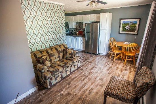 Rustico, Kanada: One Bedroom Apartment