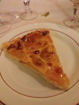 Bistrot de Saint Jean : Tarte abricot