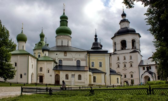 Kirillo-Belozerki State Historical Architectural Art Museum-Reserve