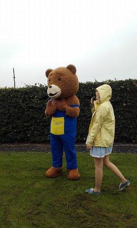 Tullow, Irlanda: baby bear and goldy locks