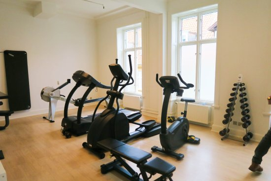 Hotel Royal: Fitness