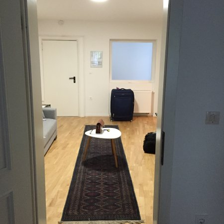 Antiq Hotel: Photo of living room
