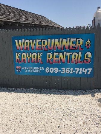 Manahawkin, NJ: Route 72 Waverunner & Kayak