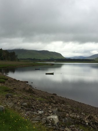 Laggan, UK: Beautiful place for camping