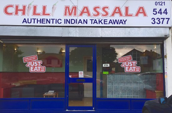 Oldbury, UK: Chilli Massala .Authentic Indian takeaway. Award winning chef. Please try our services.
