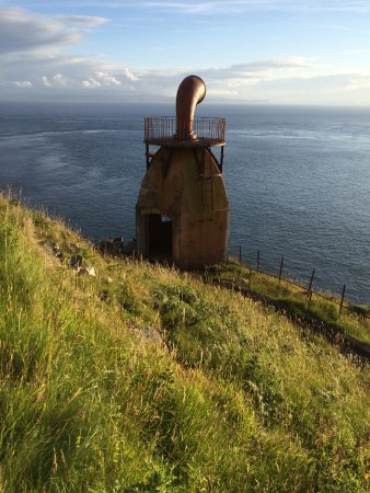 Laggan, UK: At Mull of Kintyre lighthouse