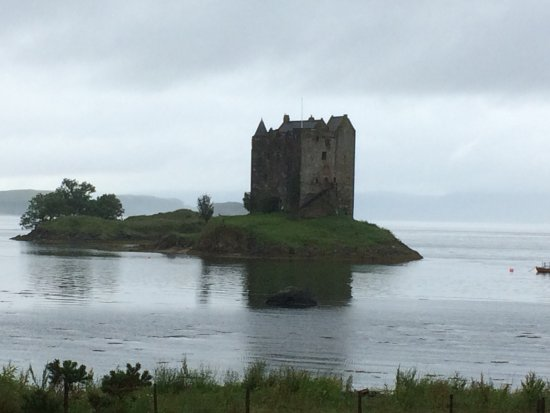 Laggan, UK: Castle Stalker