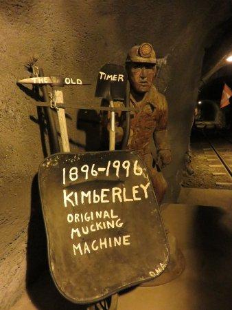Kimberley, Canadá: Inside the mine