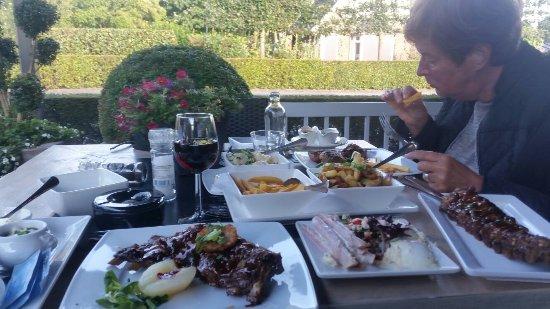 Provincia de Overijssel, Países Bajos: Ria's Eetcafe