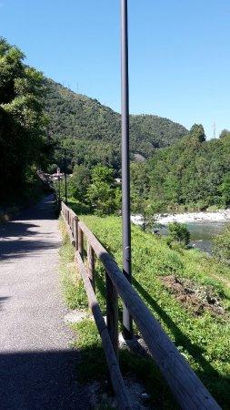 Ciclovia Valle Brembana: 20160716_161445_large.jpg