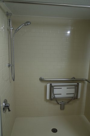 Candlewood Suites Atlanta / Gwinnet Place: バリアフリーバスルーム