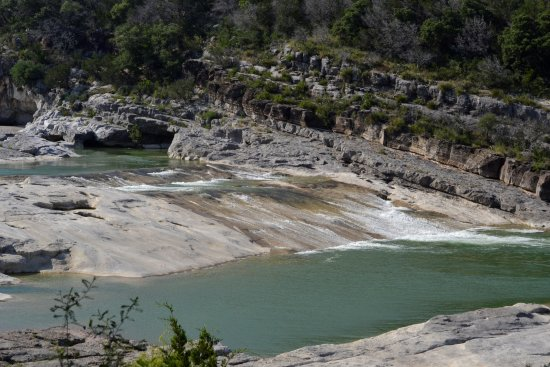 Johnson City, TX: Perdernales River and falls
