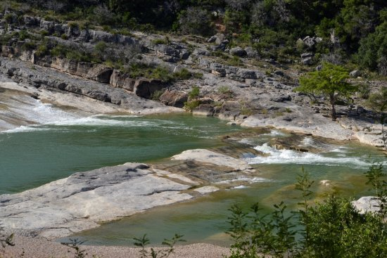 Johnson City, TX: Perdernales Falls