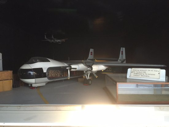 Coventry, UK: Model Plane
