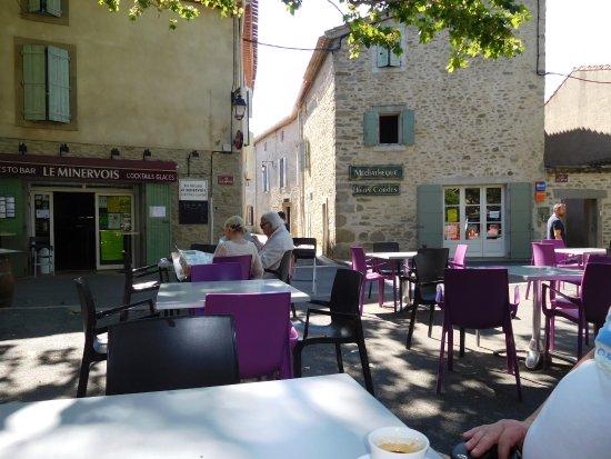 Bar Le Minervois: Gezellig...