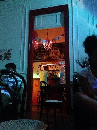 Ideal Social Hostel : O bar