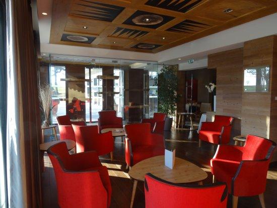 Altkirch, Francia: salon / lounge