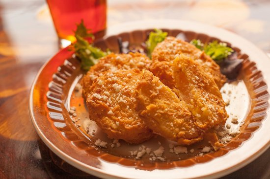 Ashland, Wirginia: Southern Fried Green Tomatoes