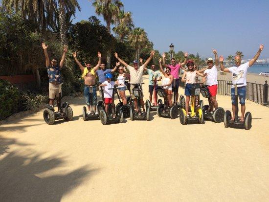 Marbella Segway Tours & Bikes