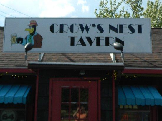 Getzville, estado de Nueva York: Restaurant Sign