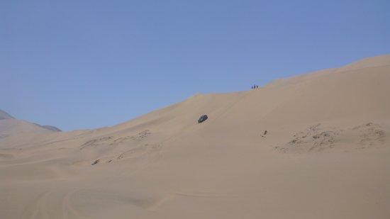 Lima Region, Περού: Dunas enormes para manejar 4x4