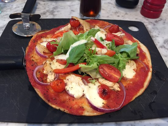 Pizza Express Southport 253 Lord St Menu Prices