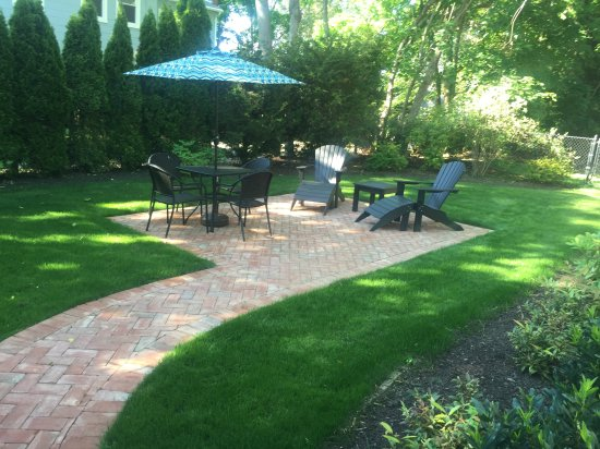 Southold, Nova York: Patio