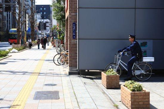 Toyoko Inn Asakusa Kuramae Kaminarimon : In the area