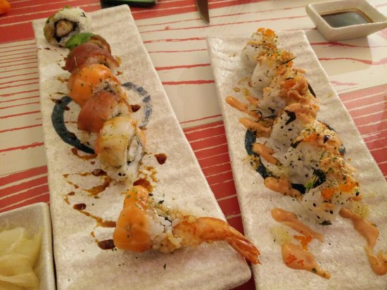 San Lazzaro di Savena, Italien: Ginger Moon Asian Fusion Restaurant