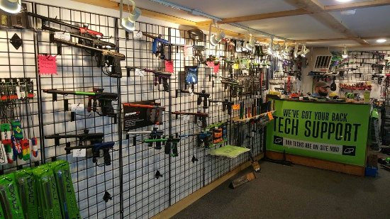 Weare, NH: Our pro-shop has everything you could need for the best experience