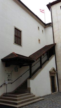 Brno, Republik Ceko: Spilberk Castle
