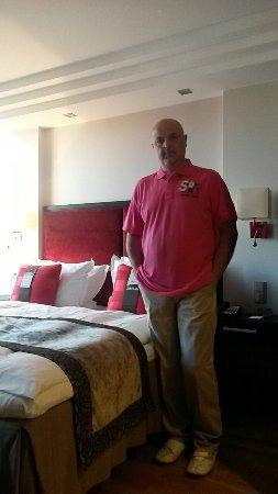 Radisson Blu Elizabete Hotel: 20160716_195158_large.jpg