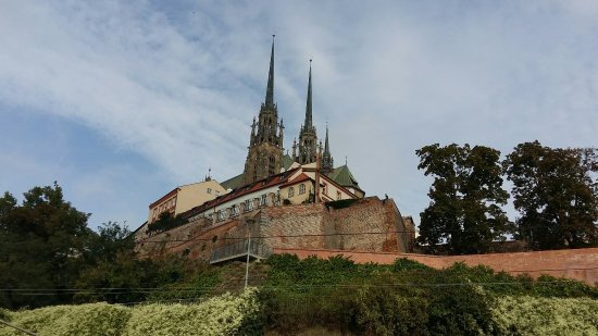 Brno, Republik Ceko: Cathedral of St. Peter and St. Paul