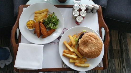 Crowne Plaza London - The City: Room Service