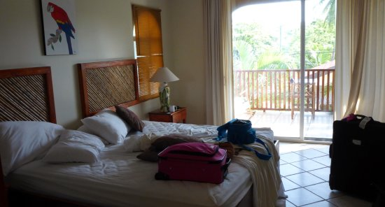 Parrita, Costa Rica: Getting ready to leave