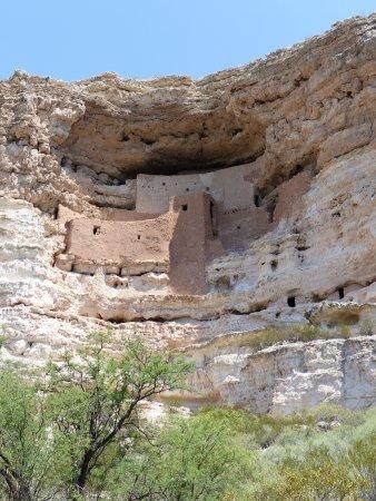 Camp Verde, AZ: Montezuma Castle