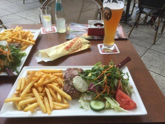 ALEX Hamburg: Das war ein super Steak!!!!
