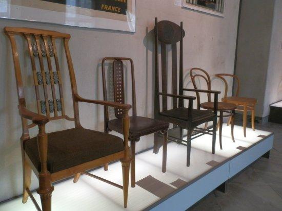 Designmuseum Danmark: Stole
