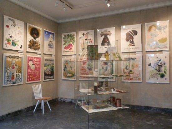 Designmuseum Danmark: FDB plakater