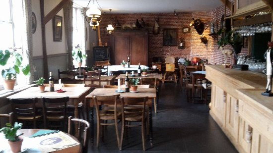 Interieur van het restaurant - Foto van Het Jagershof, Mol - TripAdvisor