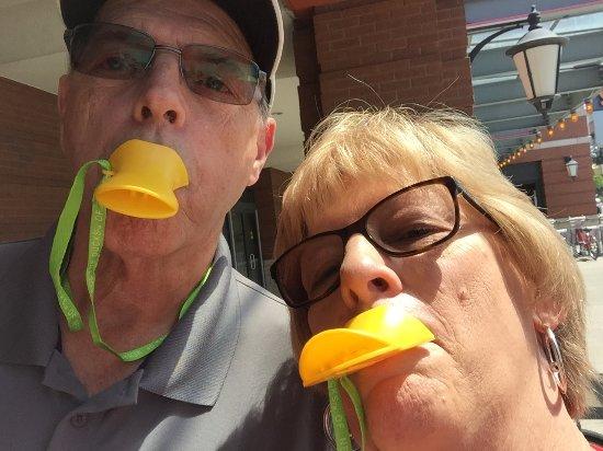 Newport, KY: Ready to Quack!!!