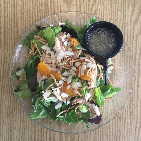 Fredericktown, MO: asian Sesame Chicken Salad