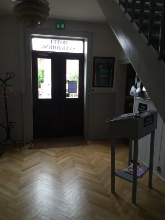 Sakskoebing, الدنمارك: Udgangen