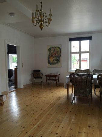 Sakskoebing, الدنمارك: Lounge